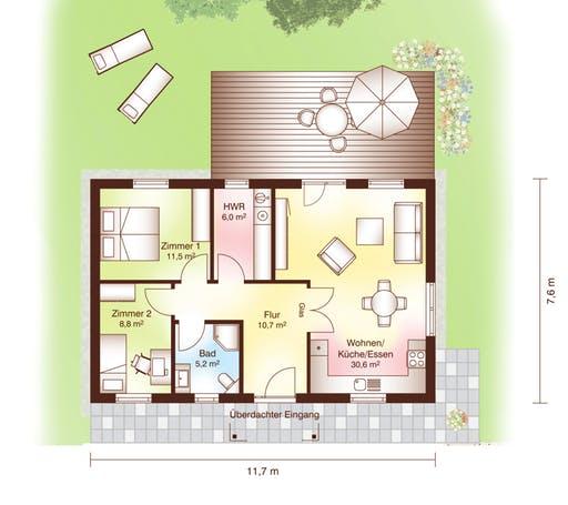 Trelleborg Floorplan 1
