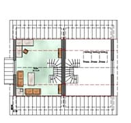 Trend 135 SD Grundriss