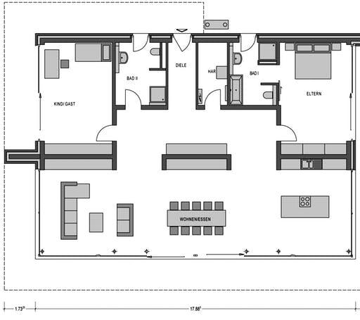 Trend 5000.2 Floorplan 1
