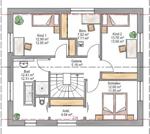 Trendline 140 Floorplan 2