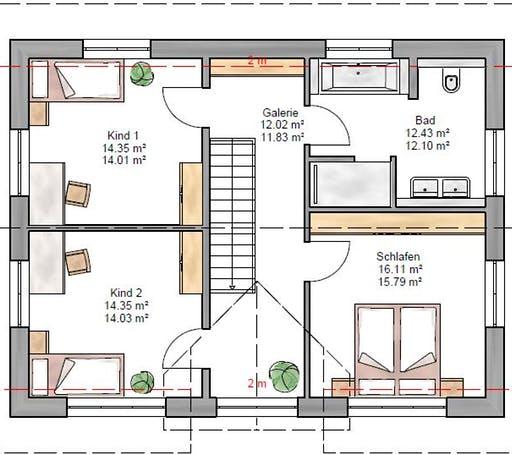 Trendline 142 Floorplan 2