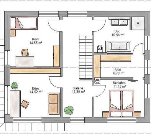Trendline 154 Floorplan 2