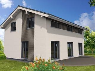 Trendline 155 von Suckfüll - Unser Energiesparhaus Außenansicht 1