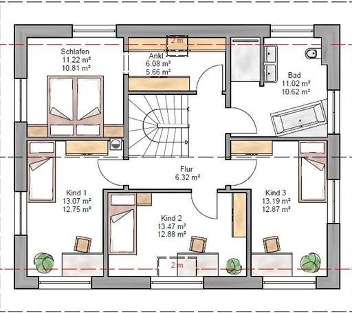 Trendline 155 Floorplan 2