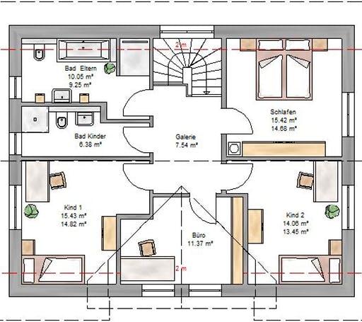 Trendline 166 Floorplan 2