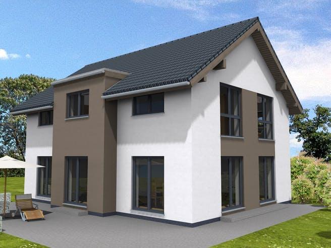 Trendline 171 von Suckfüll - Unser Energiesparhaus Außenansicht 1