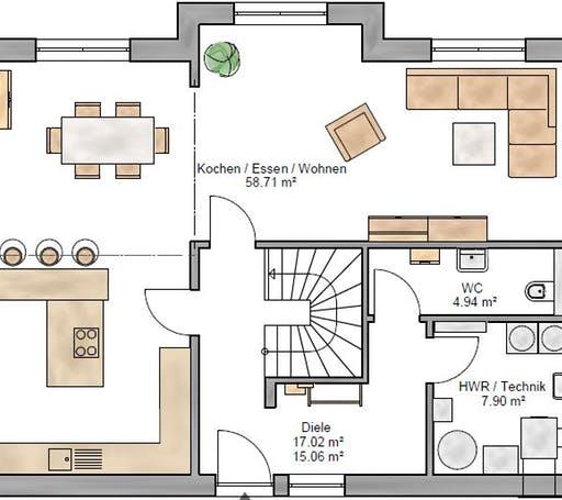Trendline 171 Floorplan 1