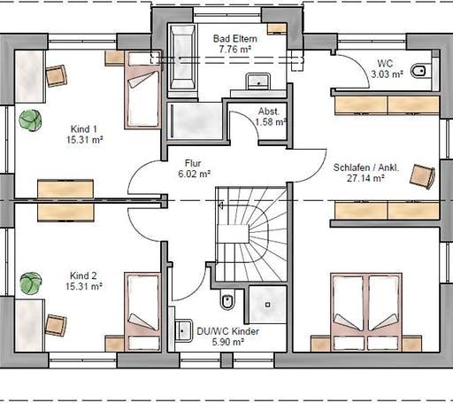 Trendline 171 Floorplan 2