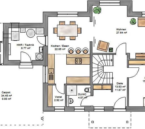 Trendline 176 Floorplan 1