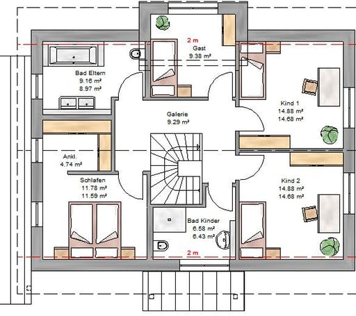 Trendline 176 Floorplan 2