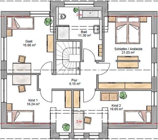 Trendline 180 Floorplan 2