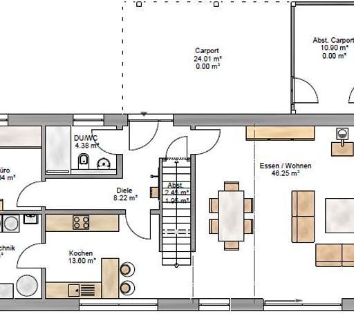 Trendline 183 Floorplan 1