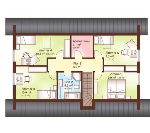 Tromsö Floorplan 2