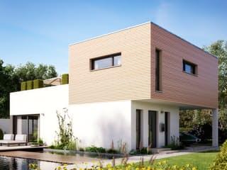 Uno 101 von Büdenbender Hausbau Außenansicht 1