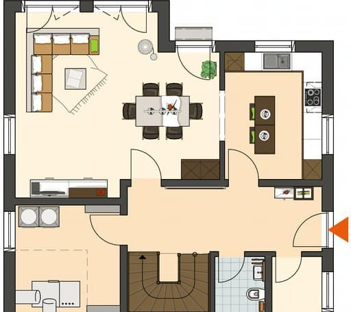 UNO 2.0 100 S180 Floorplan 1