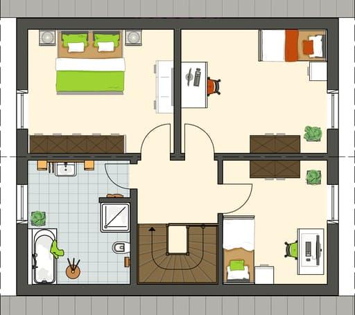 UNO 2.0 100 S180 Floorplan 2