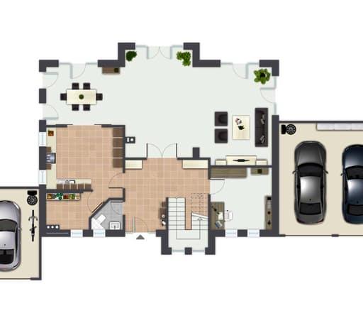 Gussek Haus - Vahrenheide EG