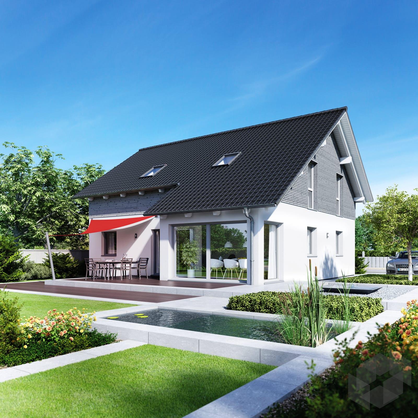 variant 35 173 inactive von hanse haus komplette. Black Bedroom Furniture Sets. Home Design Ideas