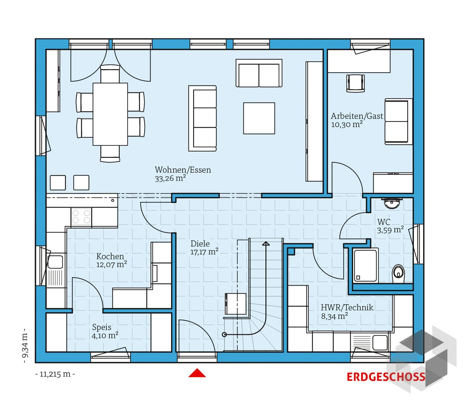 variant 35 173 inactive von hanse haus komplette daten bersicht. Black Bedroom Furniture Sets. Home Design Ideas