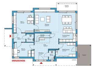 schl sselfertiges fertighaus ber h user preise anbieter. Black Bedroom Furniture Sets. Home Design Ideas