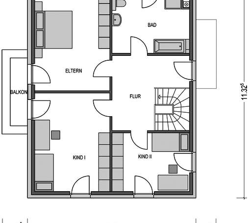 Variant 2000.2 Floorplan 2