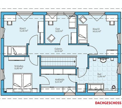 Hanse - Variant 25-183 Floorplan 2