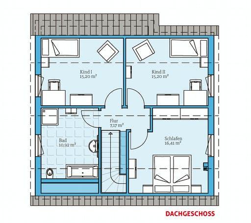 Hanse - Variant 35-137 Floorplan 2