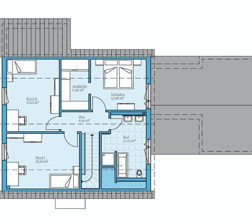 Hanse - Variant 35-154 Floorplan 2