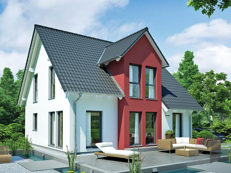 Variant 45-130 von Hanse Haus Außenansicht