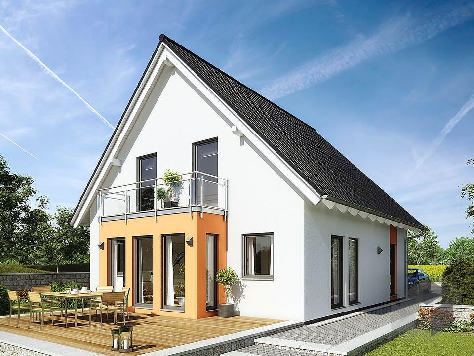 Variant 45-145 von Hanse Haus Außenansicht
