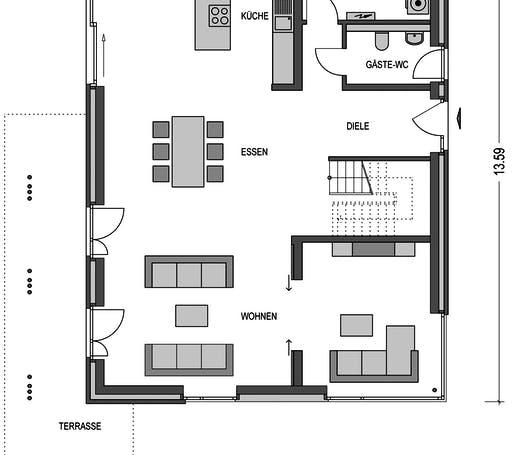 Variant 5000.2 Floorplan 1