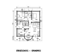 Variantenhaus Grundriss