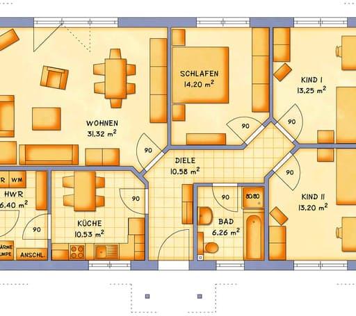 VarioClassic 106 floor_plans 0