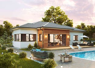 Bungalow S141 SMALL