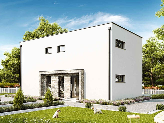 New Design Solair von VARIO-HAUS Außenansicht 1