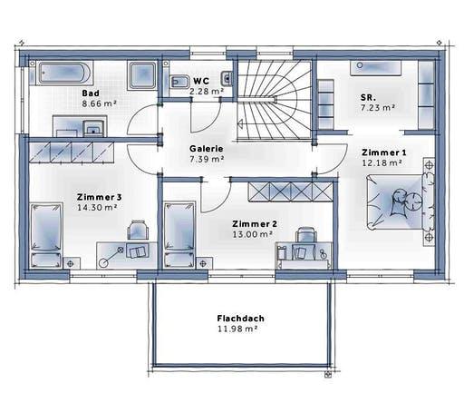 Variohaus - Solair Floorplan 2