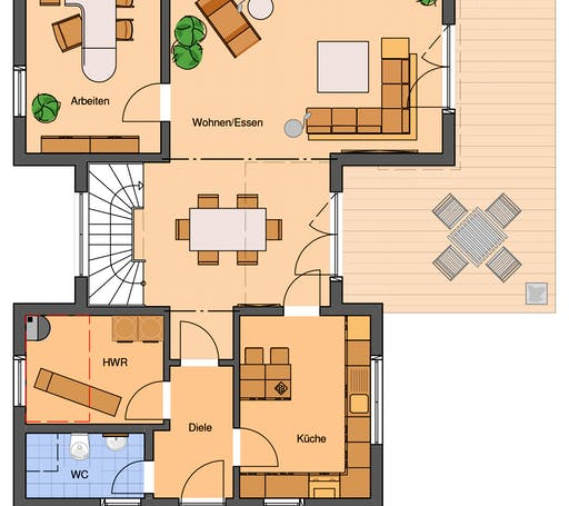 VENTUR 400 Floorplan 1