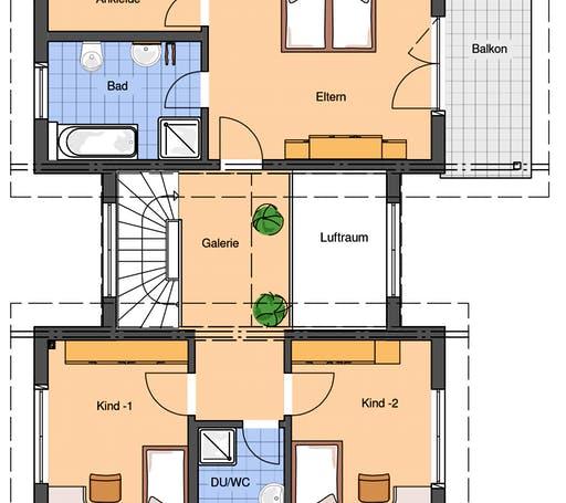 VENTUR 400 Floorplan 2