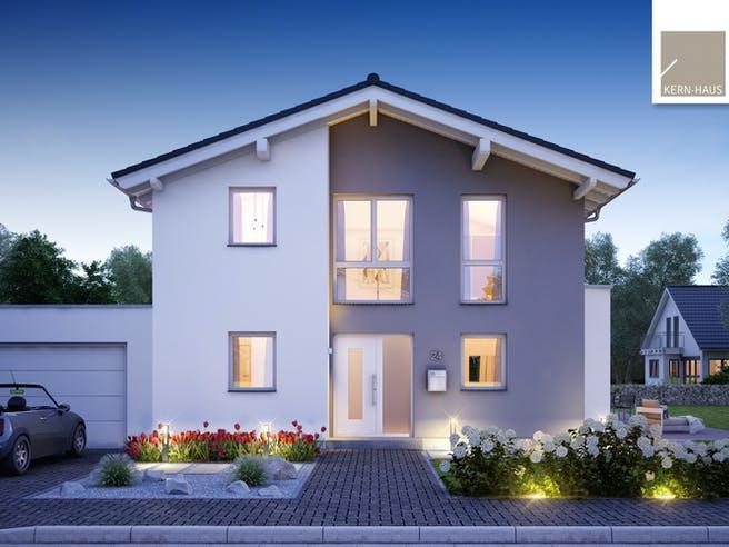 Architektenhaus Vero von Kern-Haus Außenansicht 1