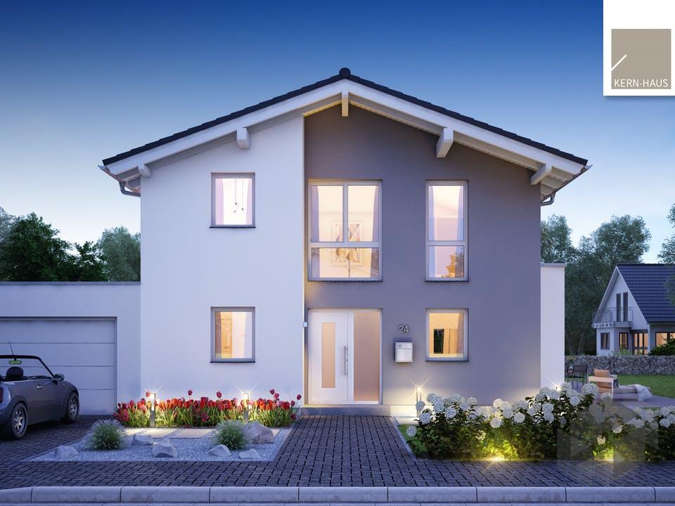 Architektenhaus Vero von Kern-Haus Außenansicht