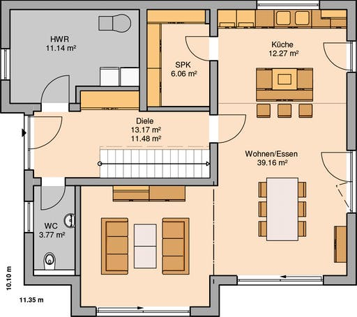 Vero Floorplan 1
