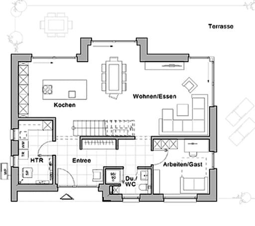 Viebrockhaus Edition 480 Floorplan 1