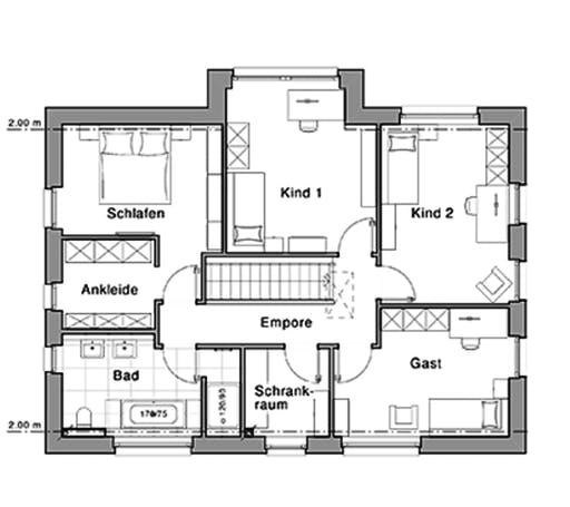 Viebrockhaus Edition 480 Floorplan 2