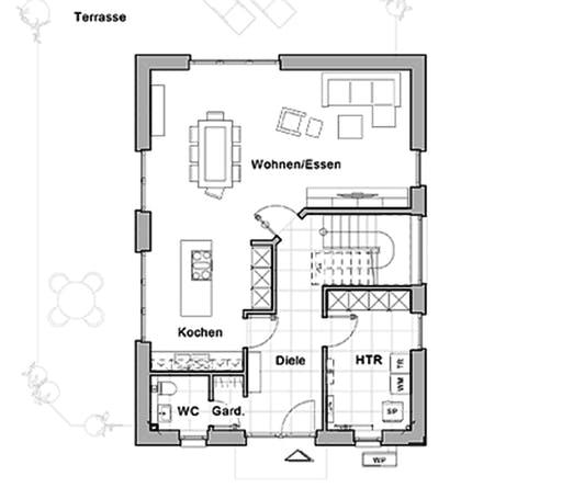 Viebrockhaus Maxime 320 Floorplan 1