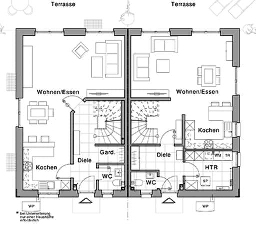 Viebrockhaus Maxime 800 D Floorplan 1