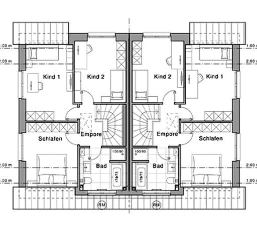 Viebrockhaus Maxime 800 D Floorplan 2