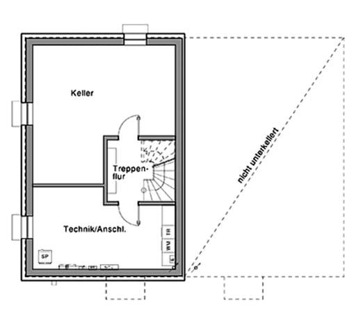 Viebrockhaus Maxime 800 D Floorplan 3
