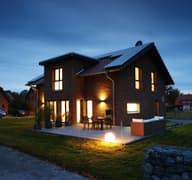Frei geplantes Kundenhaus mit Klinkerfassade (inactive)