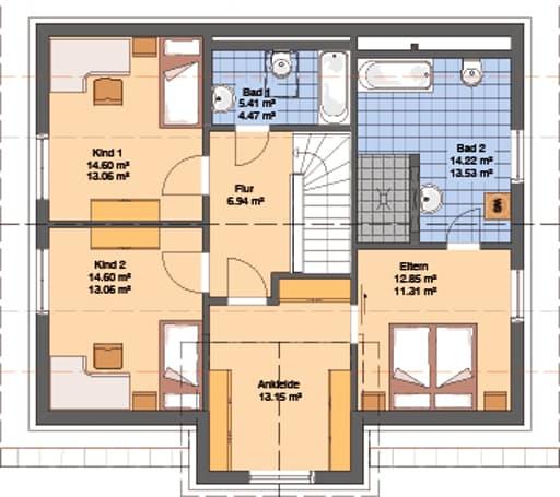 Vielfalt (frei geplant) floor_plans 0