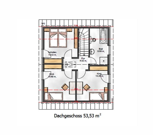 Das Vielseitige 113 Floorplan 2